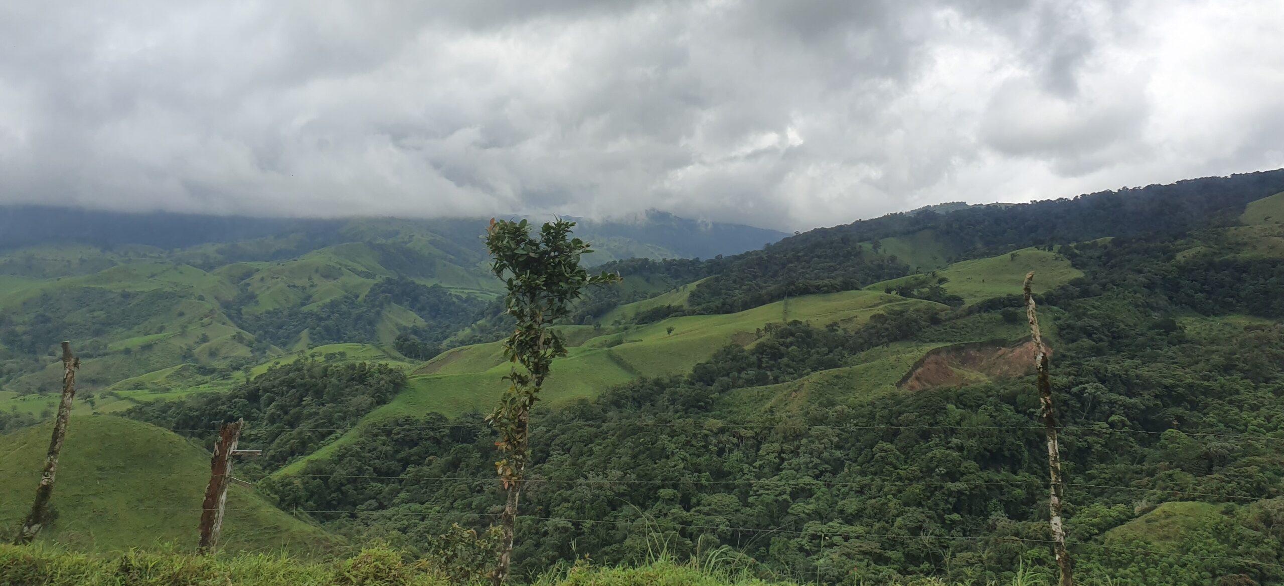 Op reis door Costa Rica