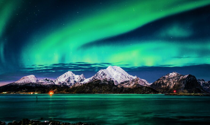 De mooiste bezienswaardigheden in Noorwegen